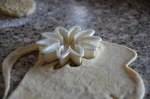 pain arabe au levain 7