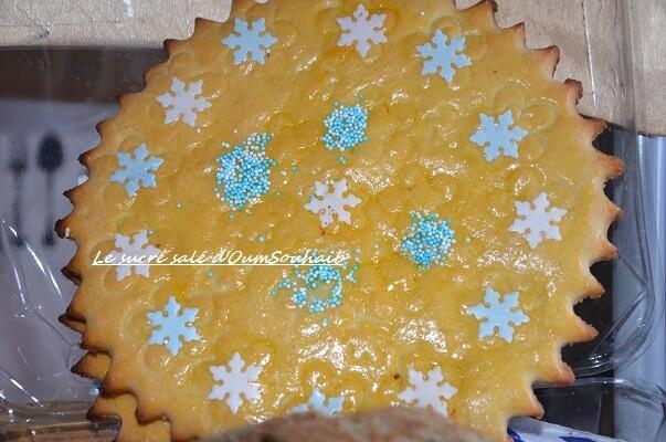 sablé géant ( gâteau croquis) 1