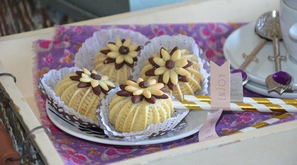 gâteau algérien moderne pour mariage (2017)
