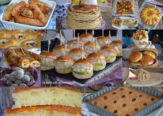 recettes ramadan 2019 / menu ftour