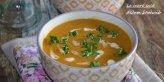 soupe indienne de lentille corail