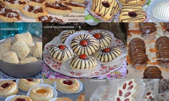gâteaux algériens pour l\u0027aid el fitr 2019