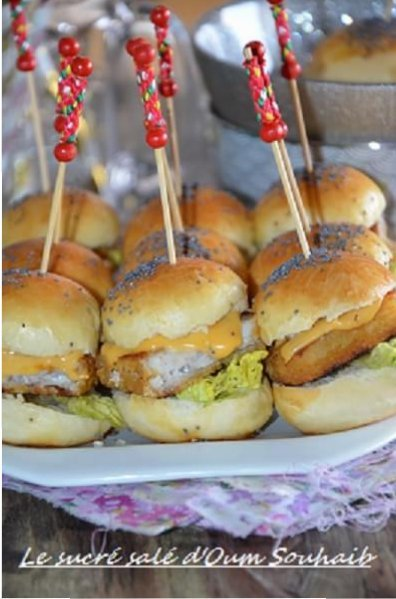burger poisson faèon fish