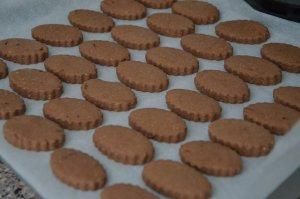 gâteau sablé au cacao et chocolat pour l'aid 4