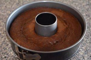 gâteau sain et moelleux à l'orange graines de chia sucre muscovado et lait d'amande