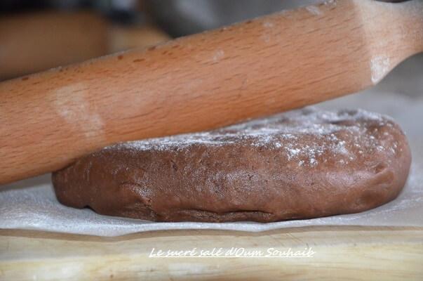 pâte sucrée chocolat felder recette facile