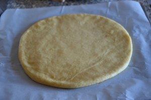 tarte au sucre à la vergeoise blonde 3