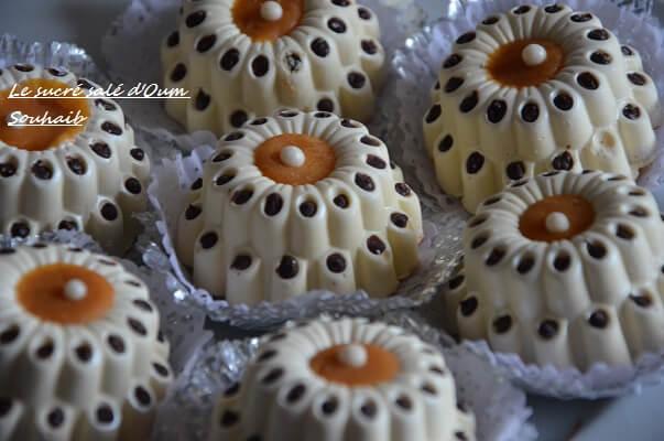 gâteau couronne au chocolat facile