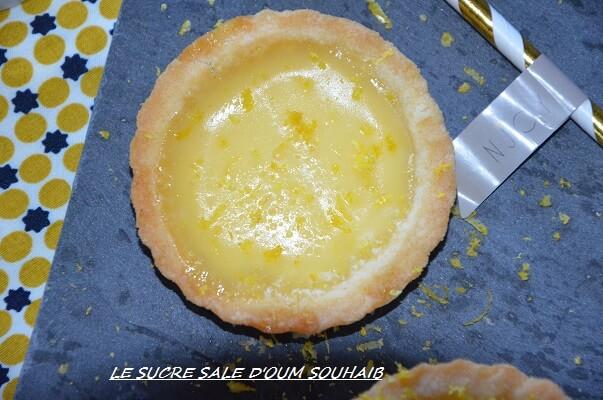 tarte au citron facile et rapide sans meringue felder