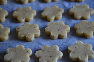 biscuit sablé au beurre salé