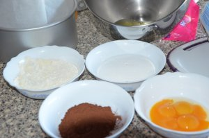 génoise au cacao facile et légère 2