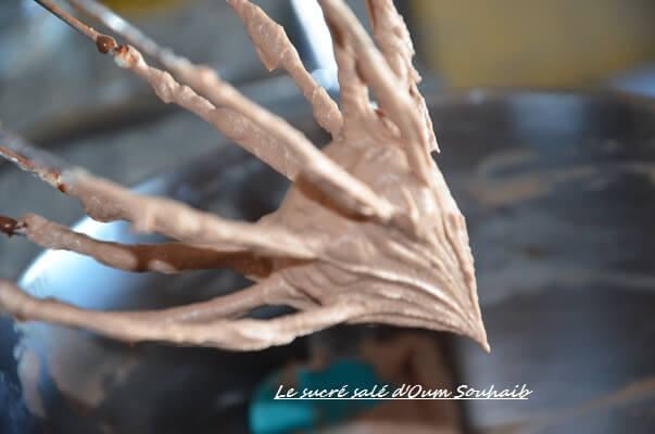 ganache montée mascarpone nutella - recette ganache montée nutella