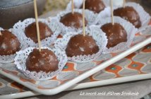 demi sphere chocolat praline glaça ge rocher