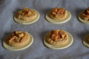 mini galette des rois aux pommes 5
