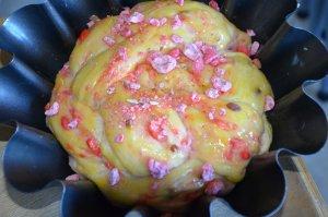 recette brioche aux pralines roses facile 10