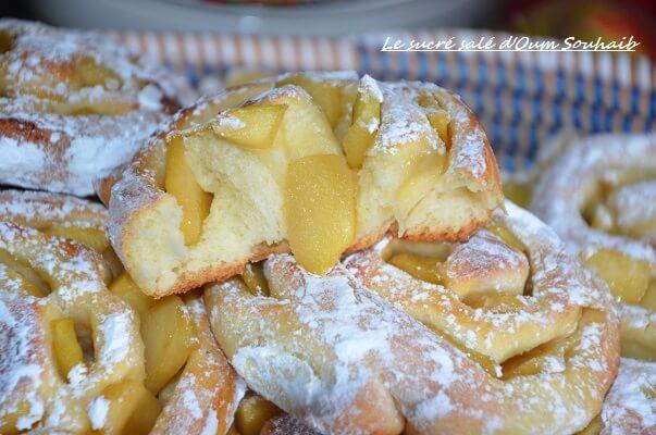 beignets aux pommes sans friture - beignets aux pommes au four