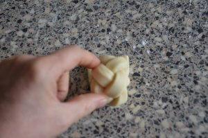 brioche feuilletée chignon 12