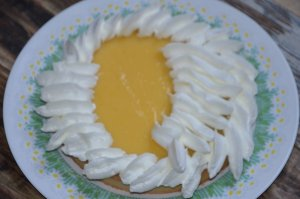 délicieuse tarte au citron meringuée 8