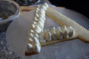 recette letter cake ou gâteau lettre 10