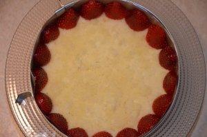 fraisier comme chez le pâtissier 4