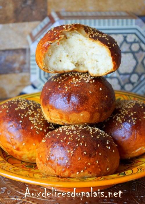 krachel brioche marocaine