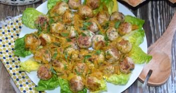 boulettes de poulet aux olives à la marocaine