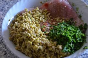 boulettes de poulet aux olives à la marocaine 3