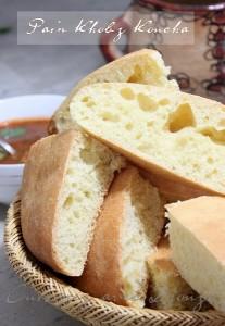 pain algérien khobz koucha