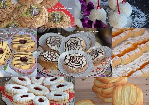 gâteau algérien facile et rapide pour l\u0027aid