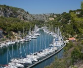 calanque de port miou à Cassis