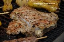 marinade por côte de veau au barbecue ou à la plancha