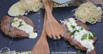 sauce marcellin facile pour entrecôte