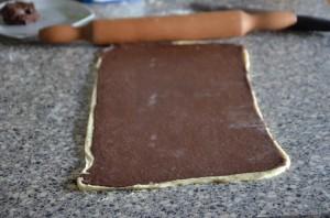 croissant bicolore au chocolat 6