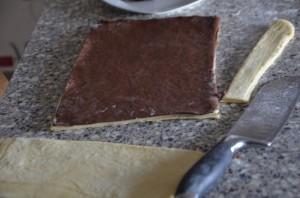 croissant bicolore au chocolat 7