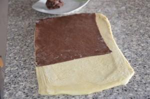 croissant bicolore au chocolat 8