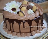 layer cake chocolat nutella