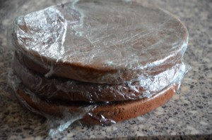 layer cake chocolat nutella 7