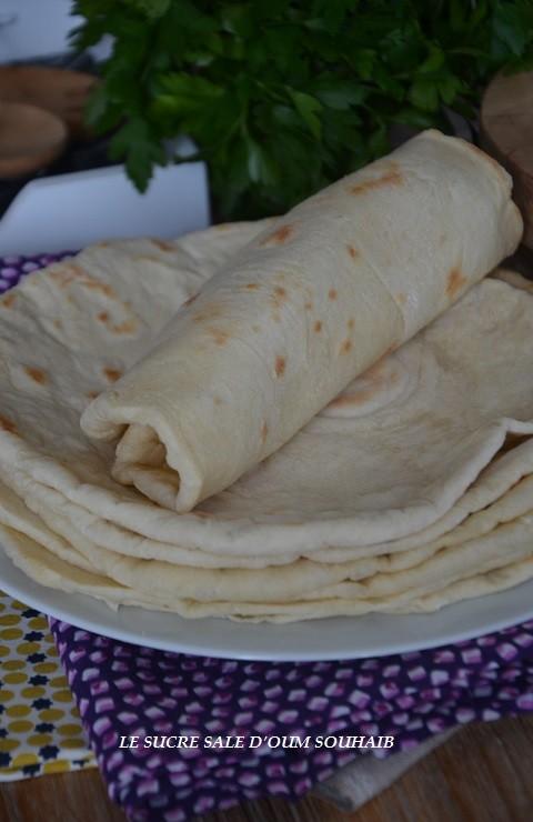 piadina pain plat italien maison