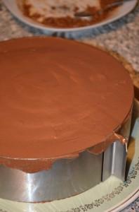 entremet chocolat praliné noisette 9