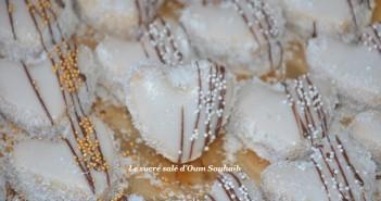 sablés au flan caramel ultra fondants
