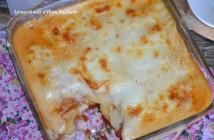 gratin de gnocchi à la sauce tomate et mozzrella