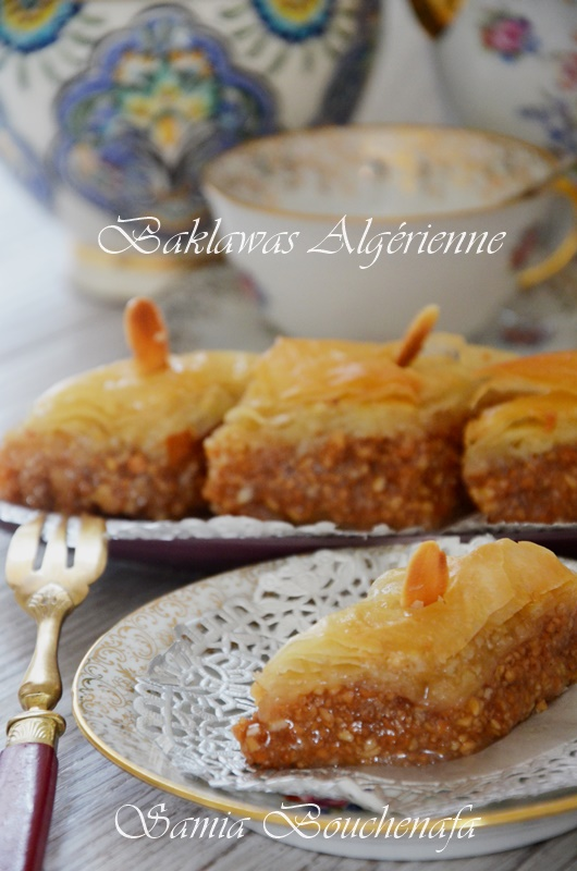 baklawas-algériennes