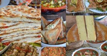 menu ramadan 2019 ( chorba, plat, pain, dessert)