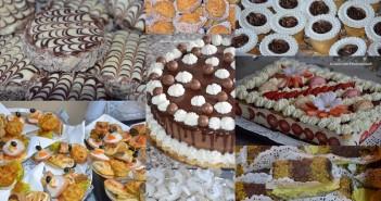 buffet pour la naissance d'hichem