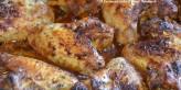 ailes de poulet croustillantes au four (recette mexicaine)