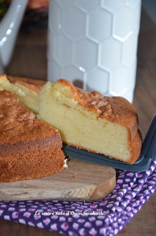 gâteau au yaourt moelleux et léger 2