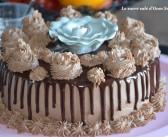 layer cake au chocolat et crème mascarpone