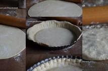 pâte brisée au yaourt (sans beurre)