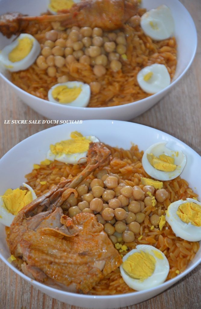 tlitli-recette-au-poulet-en-sauce