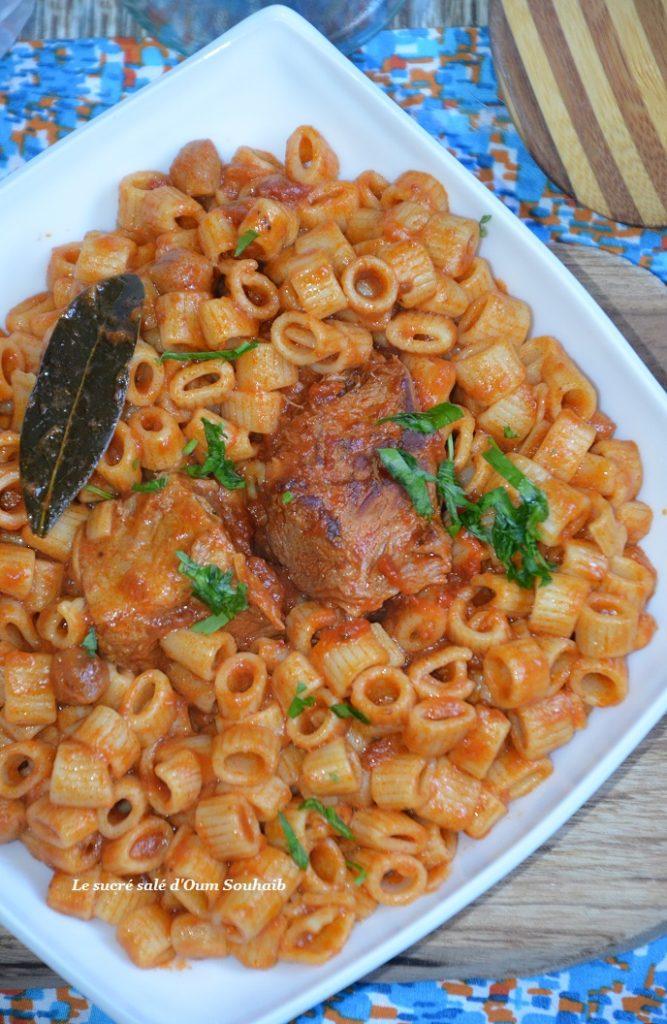 recette-pate-tunisienne-salsa-makrouna